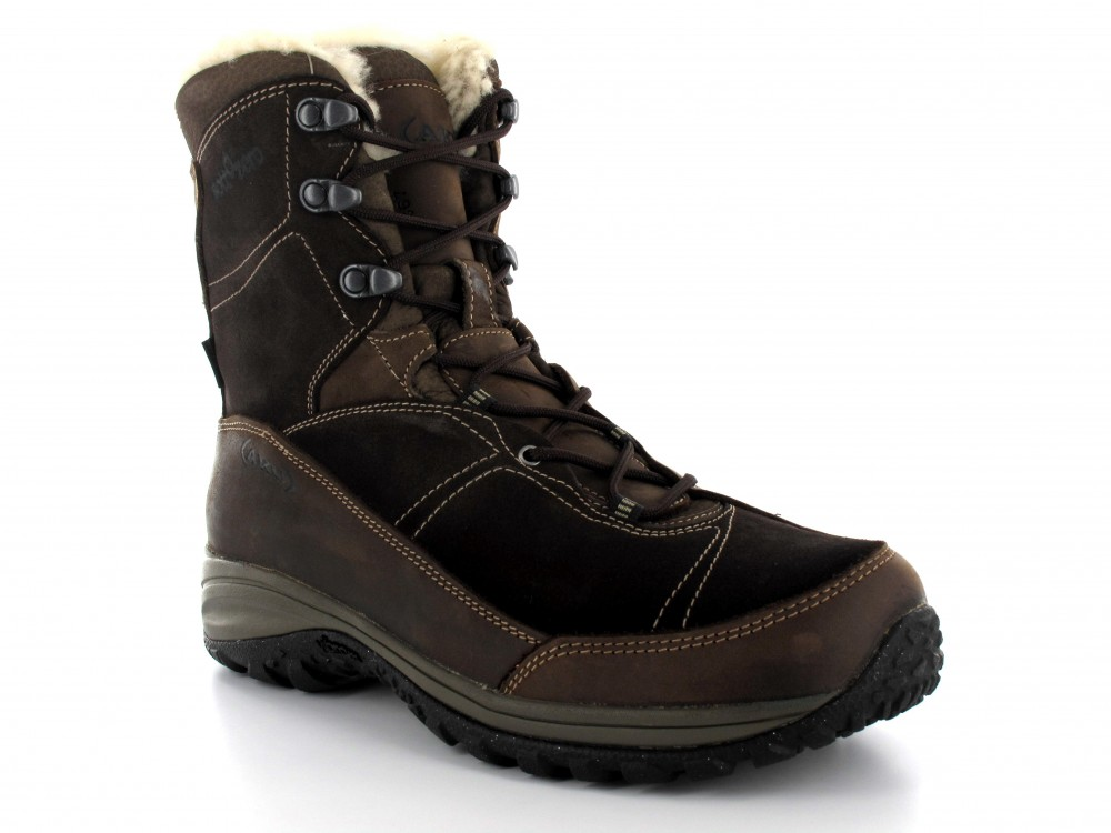 aku gore tex boots stiefel north degree hi marrone ebay. Black Bedroom Furniture Sets. Home Design Ideas